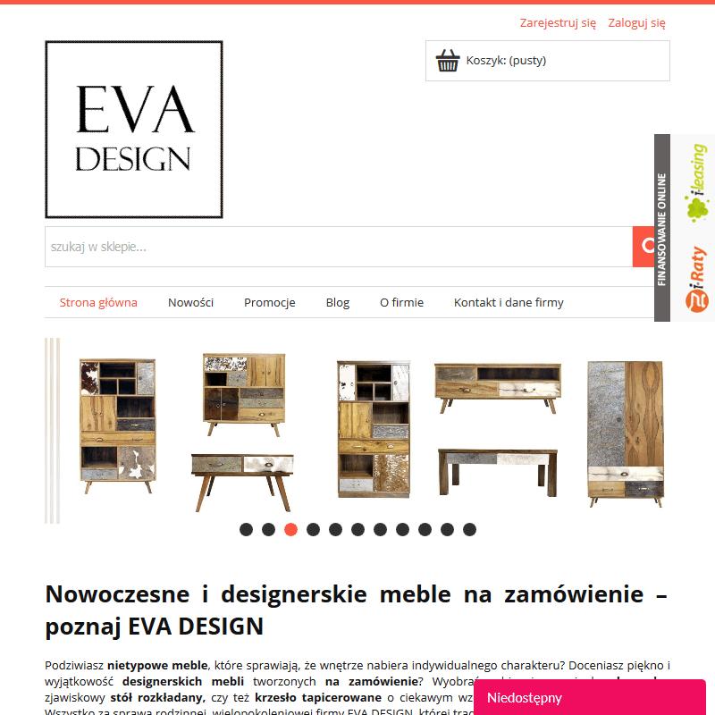Nowoczesne i designerskie krzesła