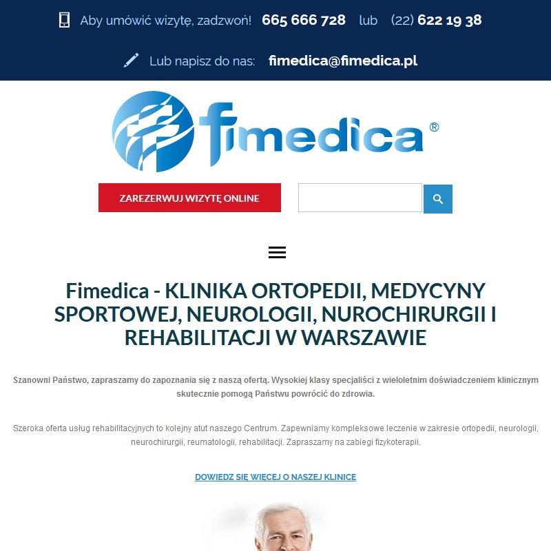 Terapia manualna -Warszawa
