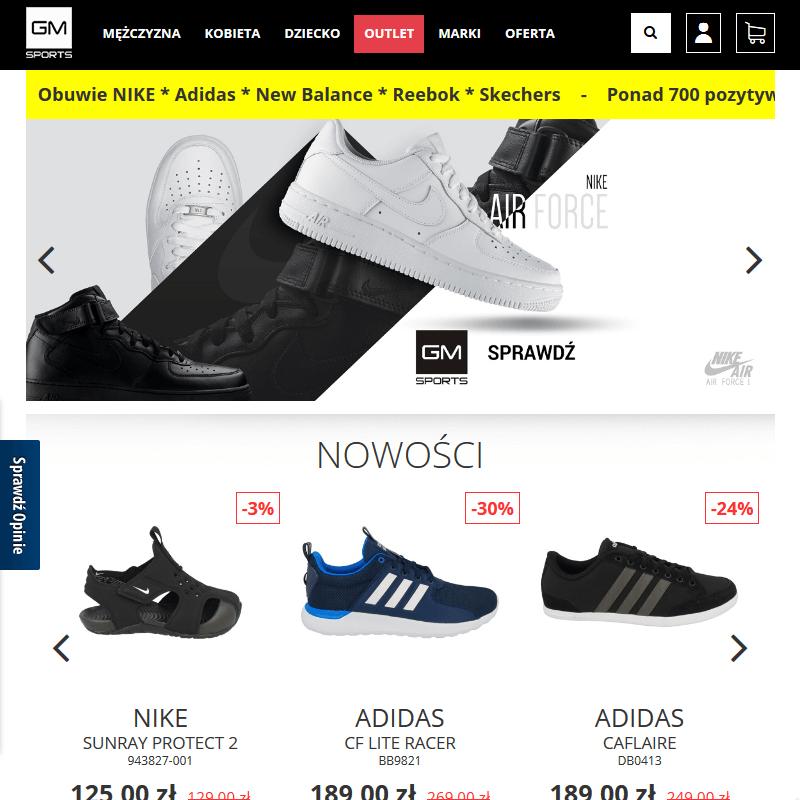 Markowe obuwie w dobrej cenie