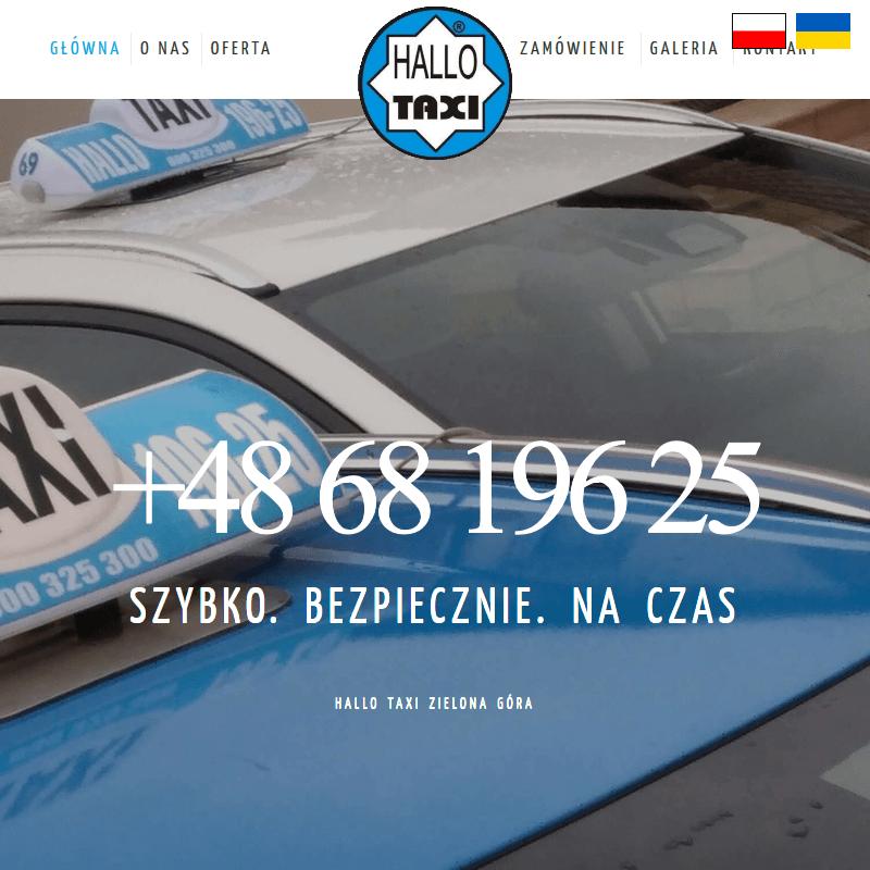 Tanie taxi - Lubuskie