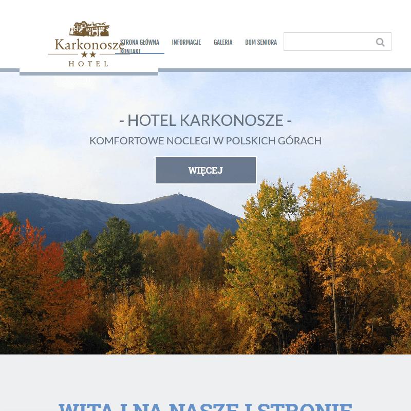 Hotel w górach z wyżywieniem