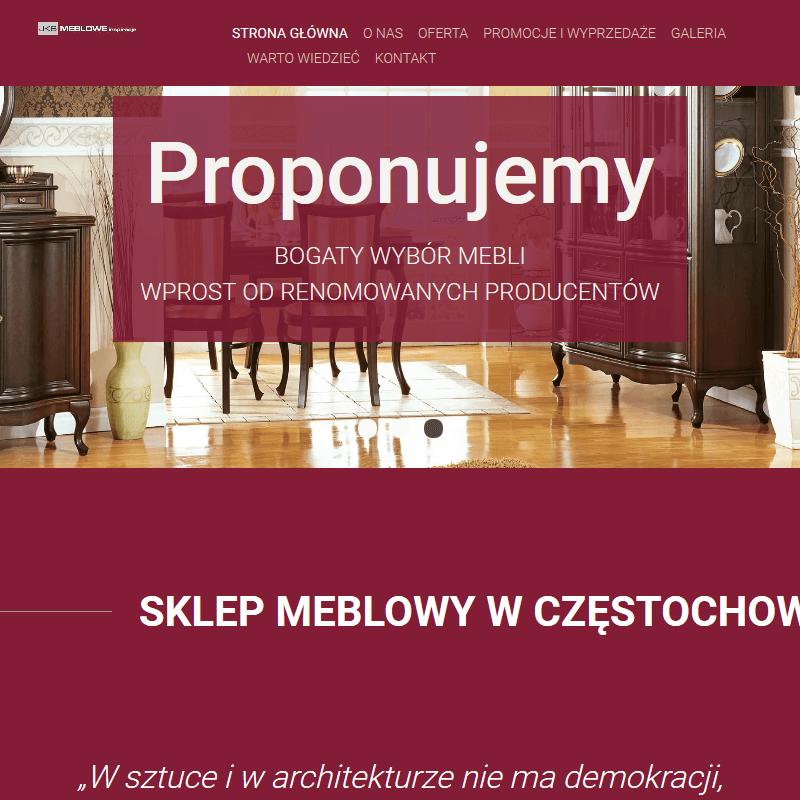 Meble swarzędzkie - Katowice