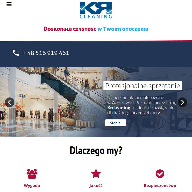 Firma do sprzątania biura – Łódź