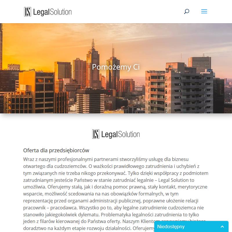 Kancelaria prawna dla obcokrajowców