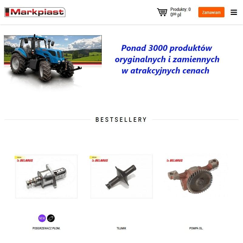 Pompa hydrauliczna MTZ