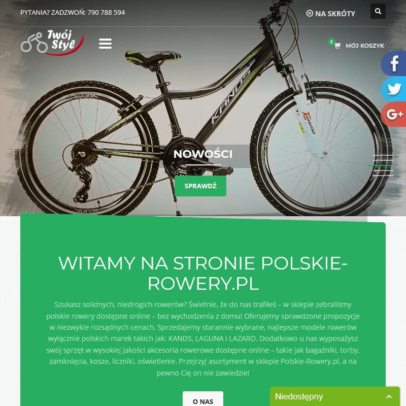 Części do polskich rowerów online