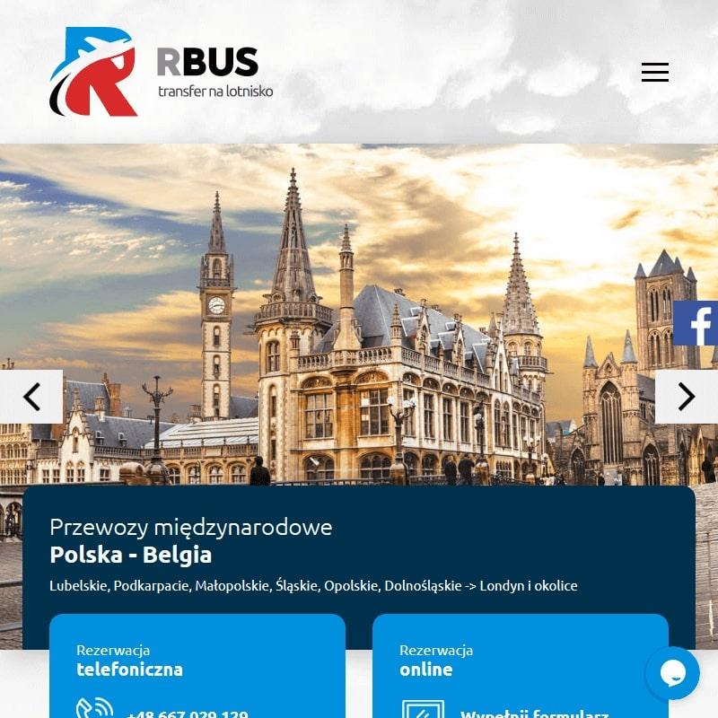 Busy z Rzeszowa do Londynu