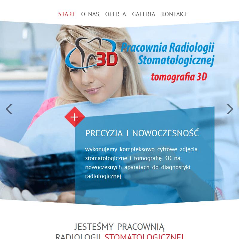 Radiologia stomatolog Szczecin