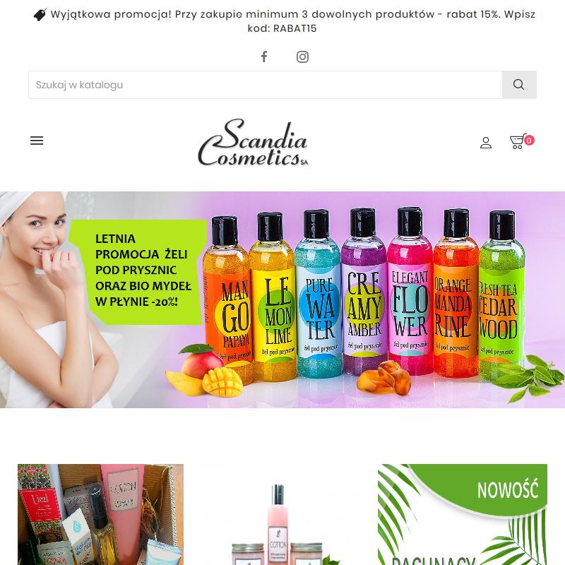 Kosmetyki naturalne bez konserwantów