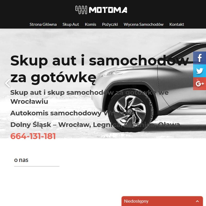 Bezpłatna wycena auta we Wrocławiu i Oławie