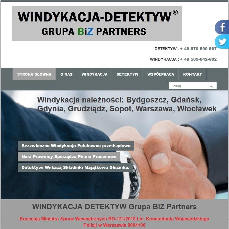 Firma windykacyjna dla Klientów z Bydgoszczy
