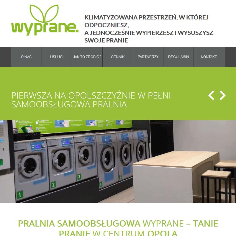 Pralnia publiczna - Opole